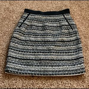 H&M Women's Professional Tweed Skirt
